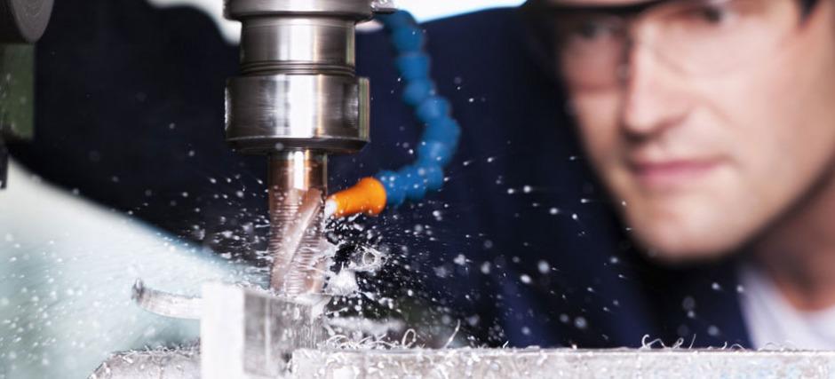 روغن حل شونده فلز کاری (اب صابون)